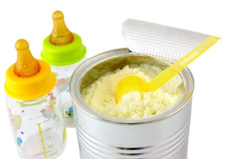 粉ミルクの作り方