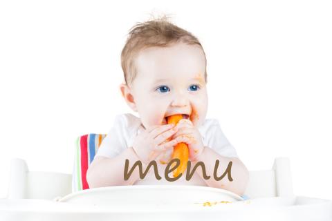 離乳食後期ー生後10ヶ月の離乳食メニュー