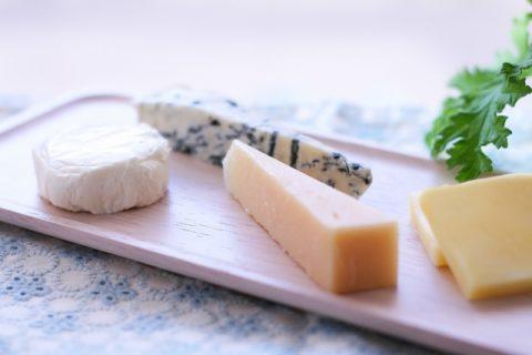 離乳食で食べられるチーズ