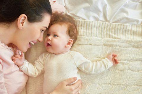 母乳がお母さんに与えるメリット
