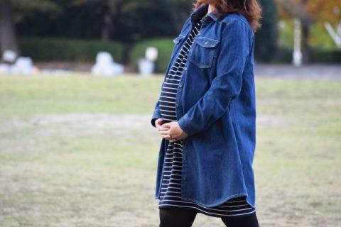 妊婦健診時の服装