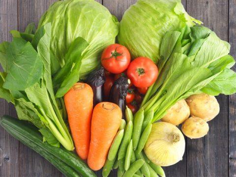赤ちゃんの便秘に効く食材ー野菜