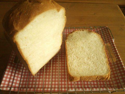 ホームベーカリーで食パンづくり9