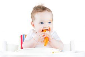 歯が生えない時の離乳食の進め方