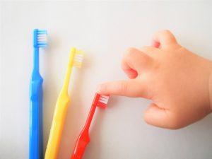 赤ちゃんのお口のお手入れ方法