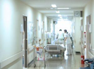 病院の風景